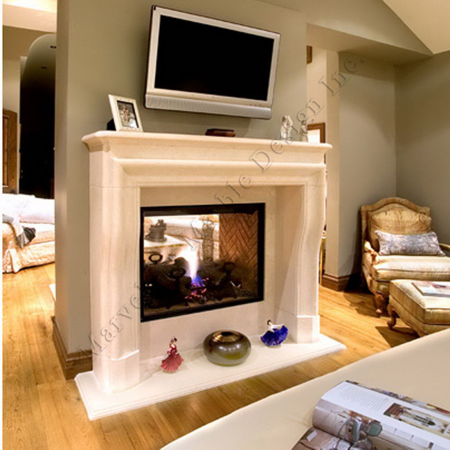 Mantel With Tv Gallery
